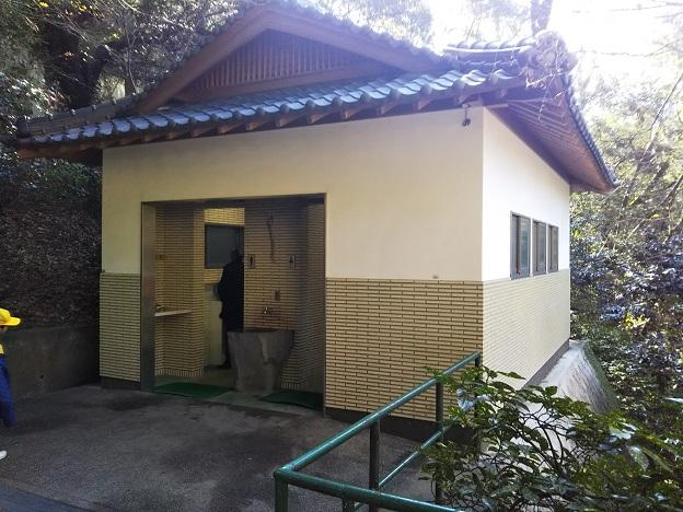 八栗寺 トイレ