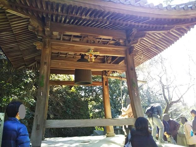八栗寺 鐘楼堂