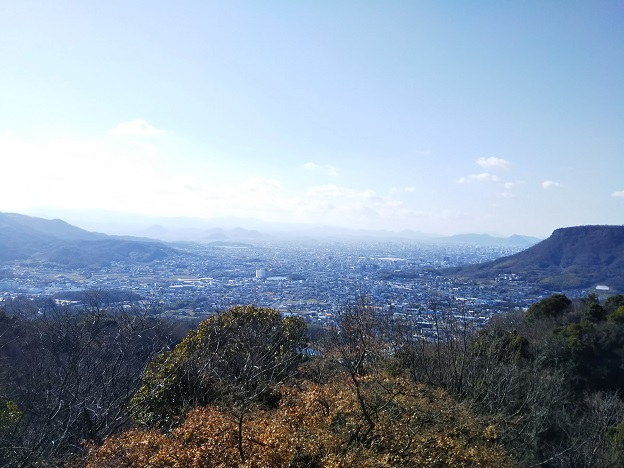 八栗寺 眺望