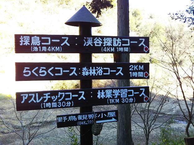 えひめ森林公園 案内板