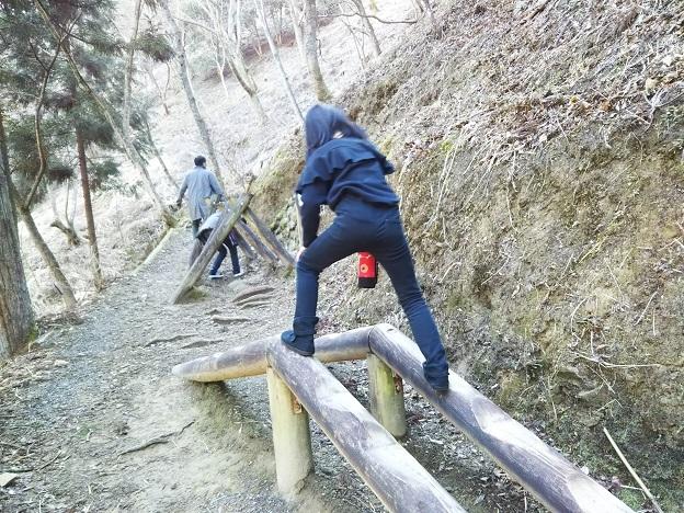 えひめ森林公園 アスレチック ①-2