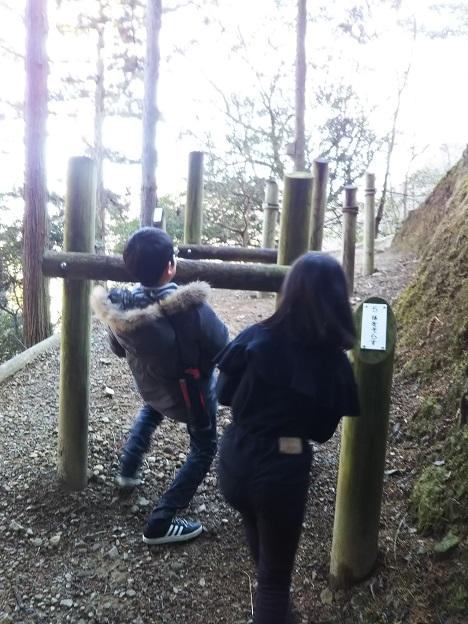 えひめ森林公園 アスレチック ①-3