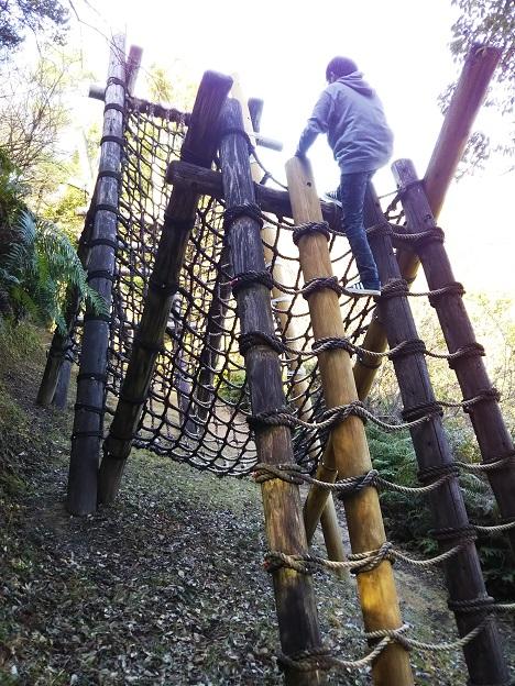 えひめ森林公園 アスレチック㉒