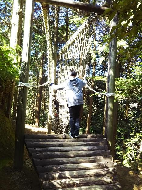 えひめ森林公園 アスレチック㉔