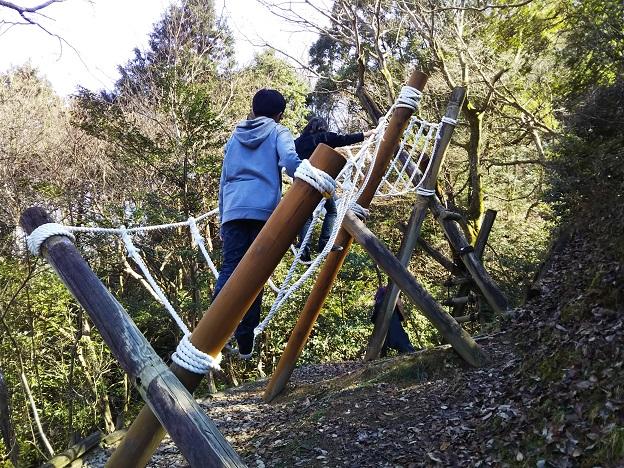 えひめ森林公園 アスレチック ㉕
