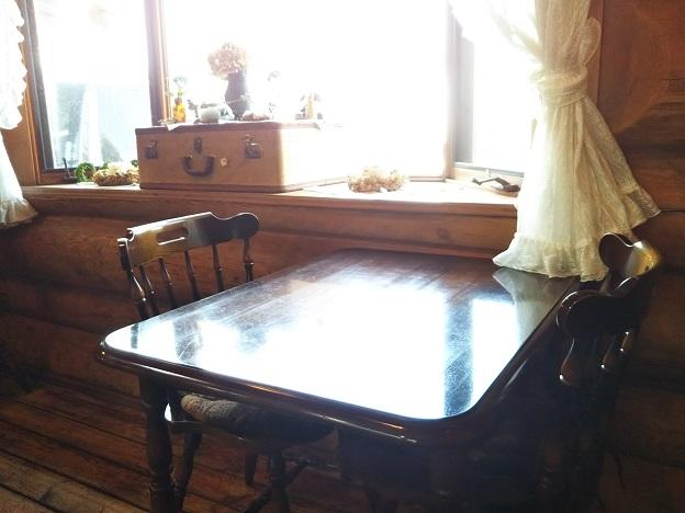 珈琲と海老ナポリのお店COCO座席