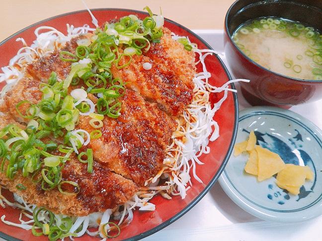 壇ノ浦PA お食事処 ソースかつ丼