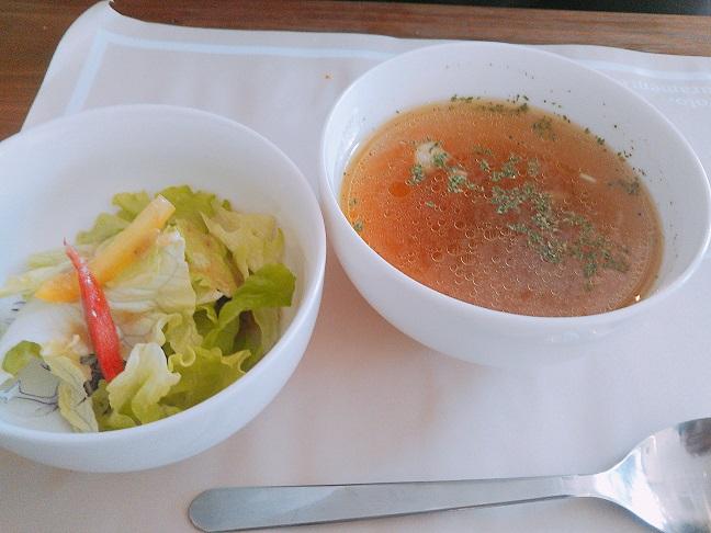 Ristorante Tavolo(リストランテ テーブル)スープサラダ
