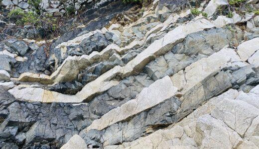 天然記念物 鹿浦越ランプロファイヤ岩脈と潮干狩り アサリ 東かがわ市