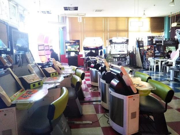 駅前スタジアム ゲームセンター3