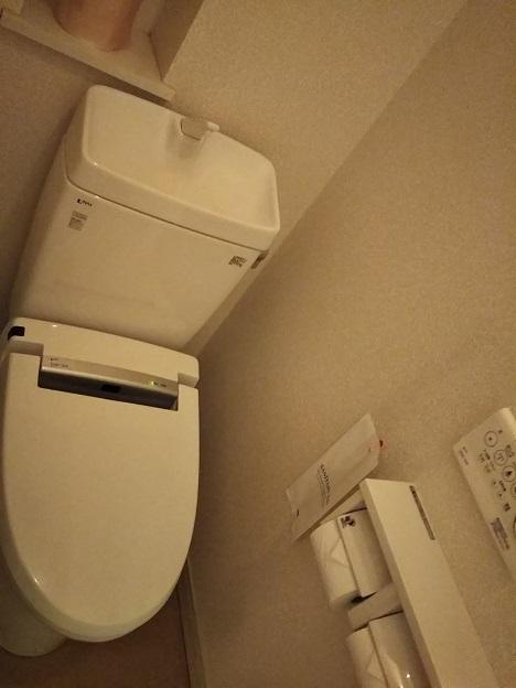 ファミリーロッジ旅籠屋壇ノ浦PA店 トイレ