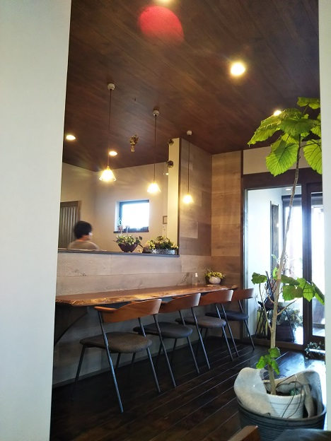 cafe Cococi(カフェ ココチ)店内1