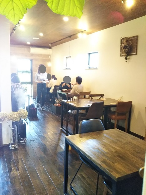 cafe Cococi(カフェ ココチ)店内2