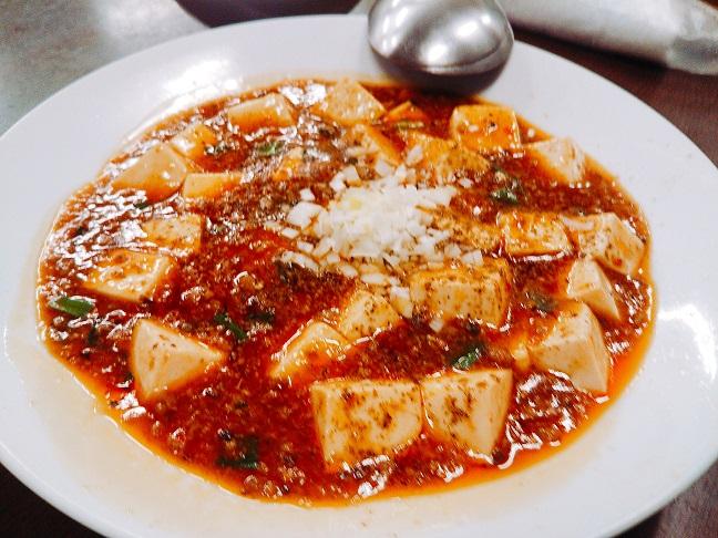 中華阿佐 麻婆豆腐