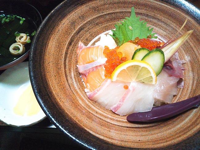 ヒロハ家 海鮮丼