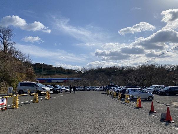 八栗ケーブル駐車場