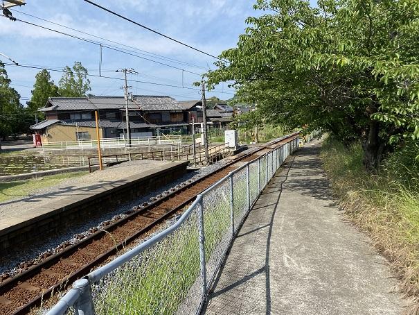 津嶋神社JR津島ノ宮駅