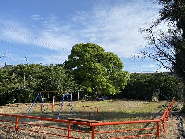 津嶋神社公園