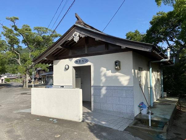 津嶋神社トイレ