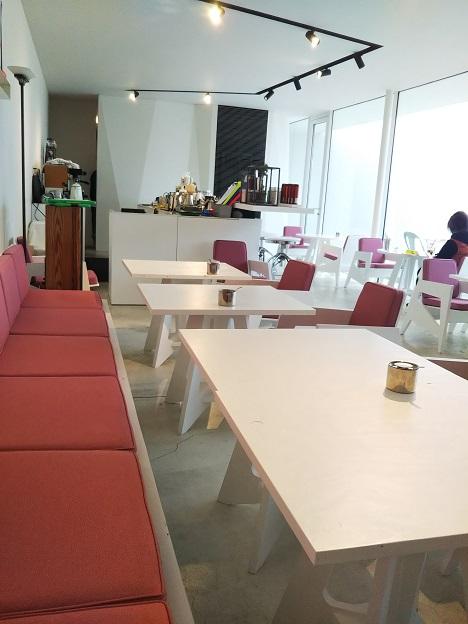 trm:o cafe(トロモカフェ)店内