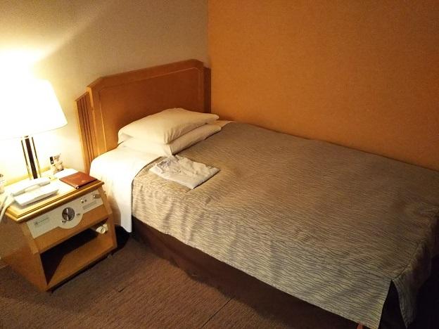 ホテル日航成田ベッド