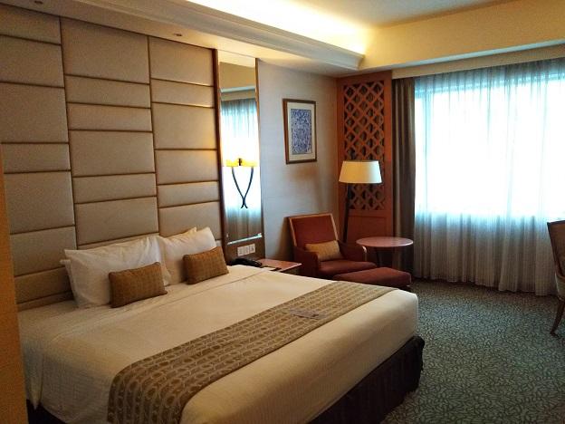 セドナホテル客室