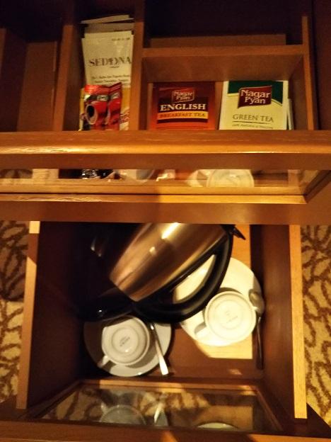 お茶やコーヒー
