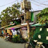 ミャンマーヤンゴン街並み