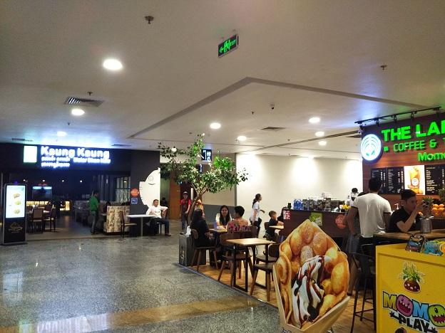 HAGL MYANMAR CENTRE飲食店