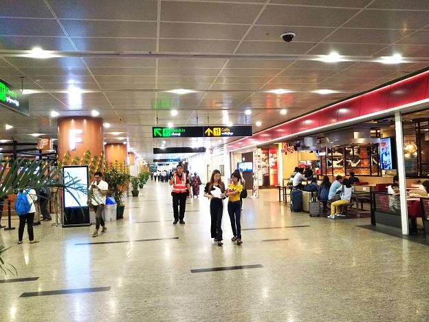 ミャンマーヤンゴン国際空港