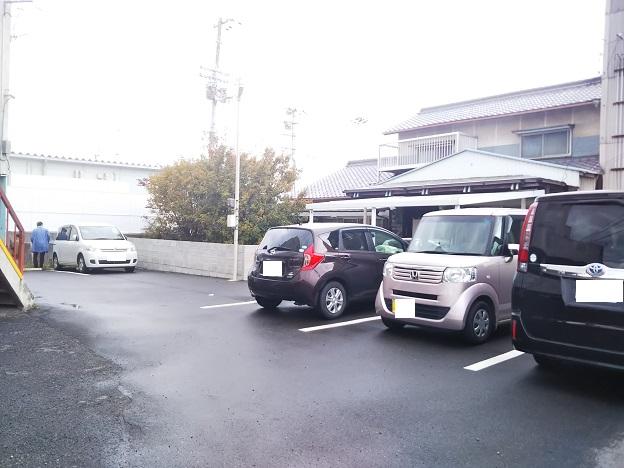 おうごん蔵・BU 駐車場2