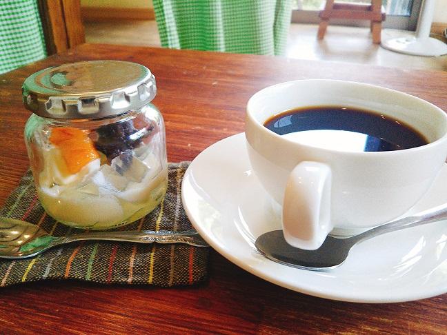サニーcafeオープンテラスおおやぶ デザート
