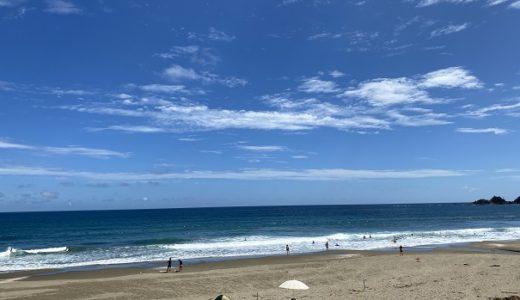 生見サーフィンビーチ ボディボードも出来るサーファーの聖地 東洋町