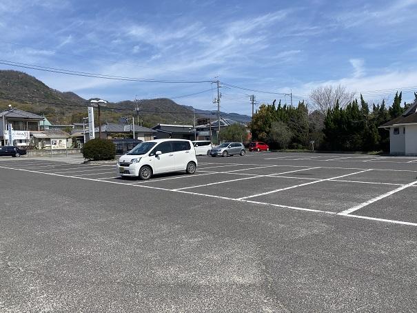 オリーブビーチ駐車場