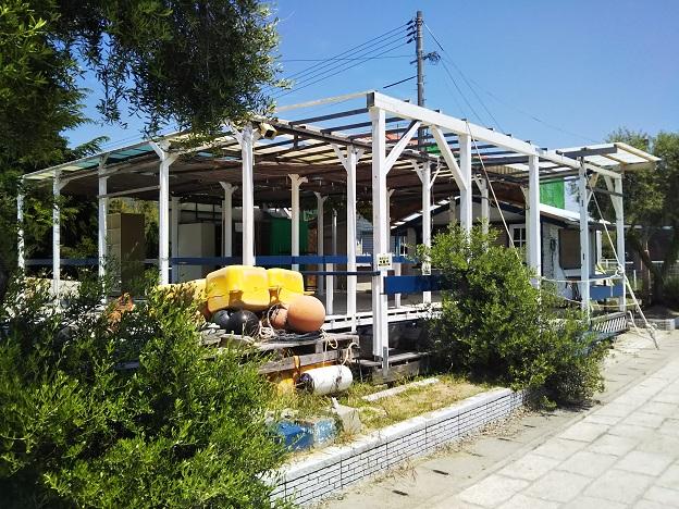 オリーブビーチ 海の家2