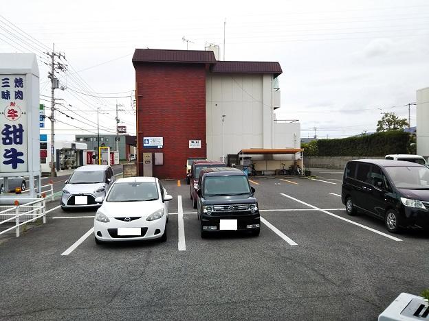 甜牛駐車場