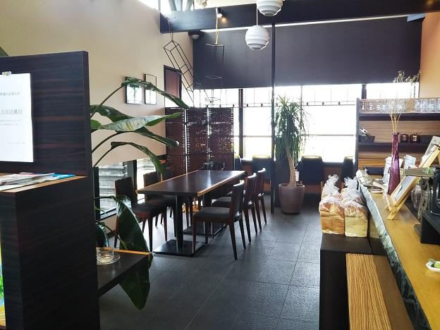 NICO CAFE 店内1