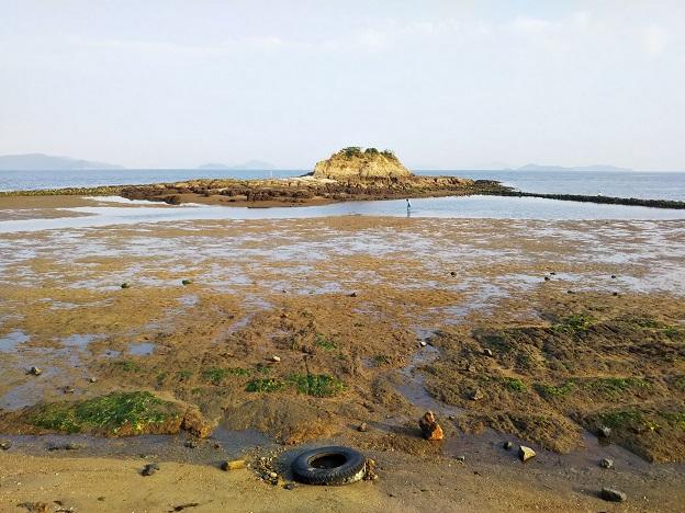 三郎島砂洲