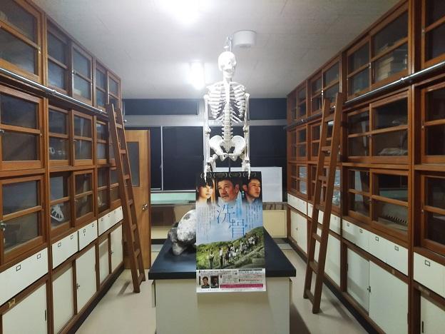 むろと廃校水族館 資料室