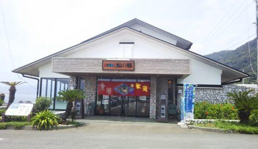 道の駅キラメッセ室戸 鯨の郷で食事 鯨館でVR体験