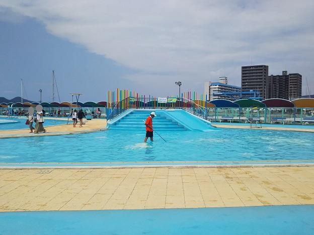 高松市民プール 幼児プール
