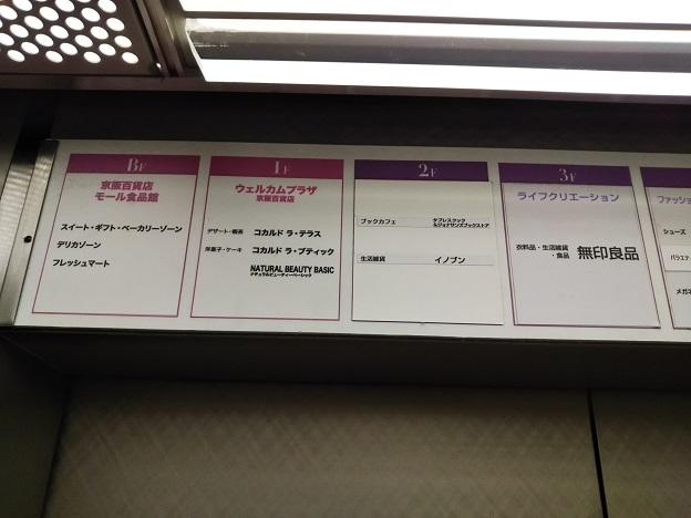 京阪モール案内
