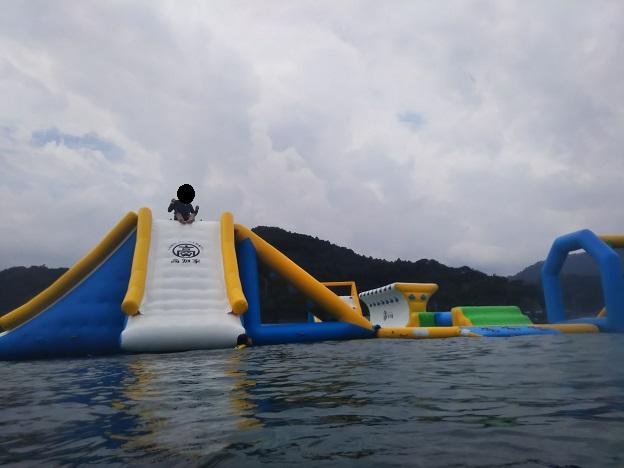 ビーチホッピング スライダー2