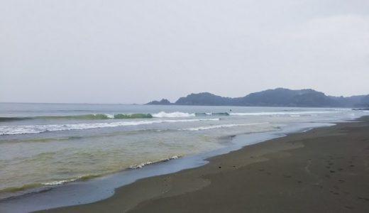 生見サーフィンビーチ 高知県東洋町のボディボードも出来るサーファーの聖地