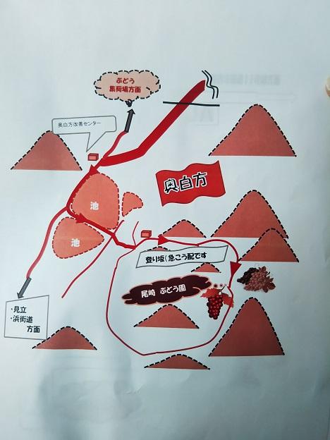 尾崎ぶどう園 地図2