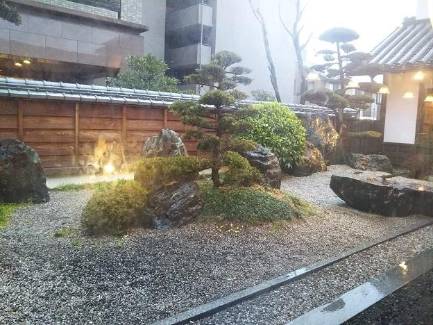 蔵人珈蔵 庭園