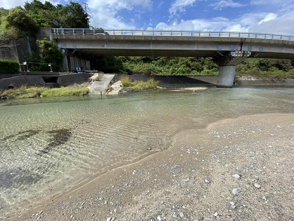 内妻川川遊び