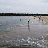 皆生温泉海水浴場 ビーチ3