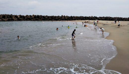皆生温泉海水浴場 鳥取県で海水浴 海の家やシャワーなど