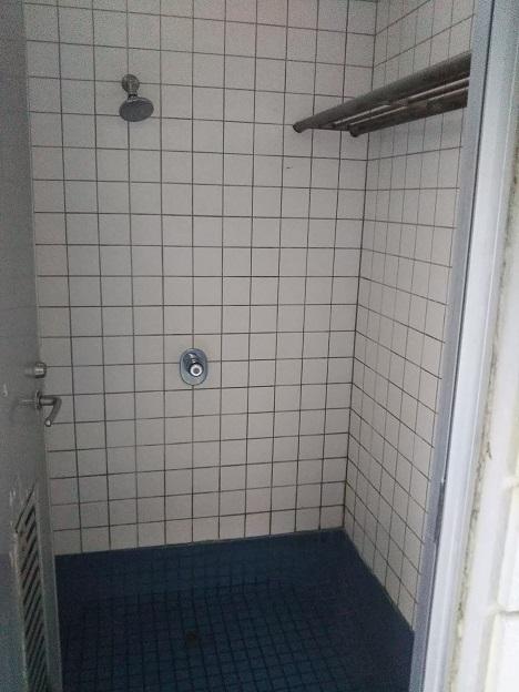 シャワーや更衣室